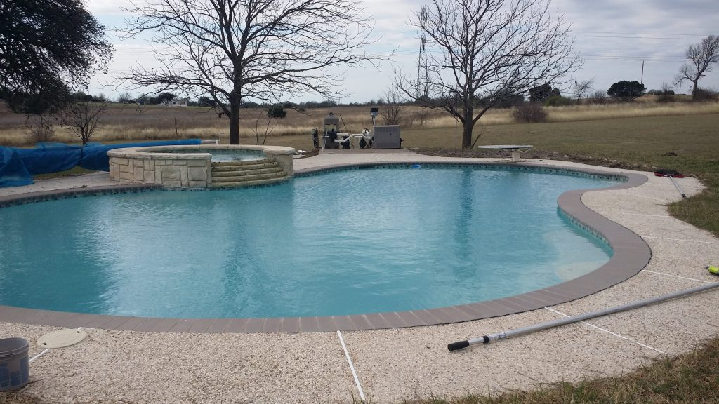 Green Water Restoration By Parsons Pool Service